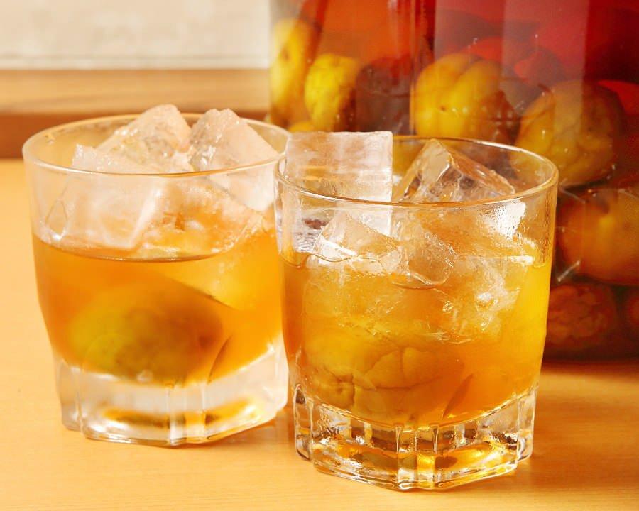 そのまま飲むにはもったいない!梅酒のおいしい飲み方ご紹介♪のサムネイル画像