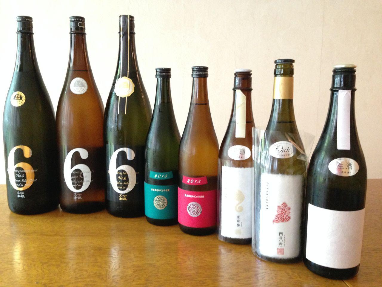 秋田の日本酒といえばコレ!! 『新政』の魅力とそのラインナップのサムネイル画像