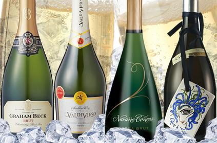 スパークリングワインのおすすめ辛口!キリッと美味しい15選プラスのサムネイル画像