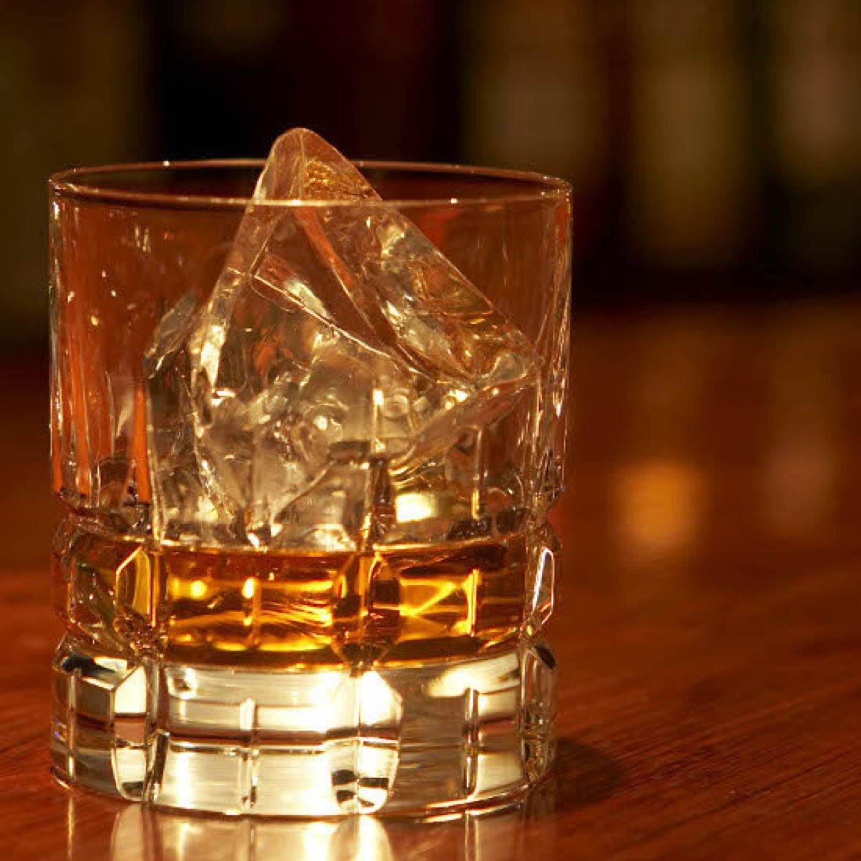 ウイスキーのシングルとダブルの違いって?大人のウイスキーの飲み方のサムネイル画像