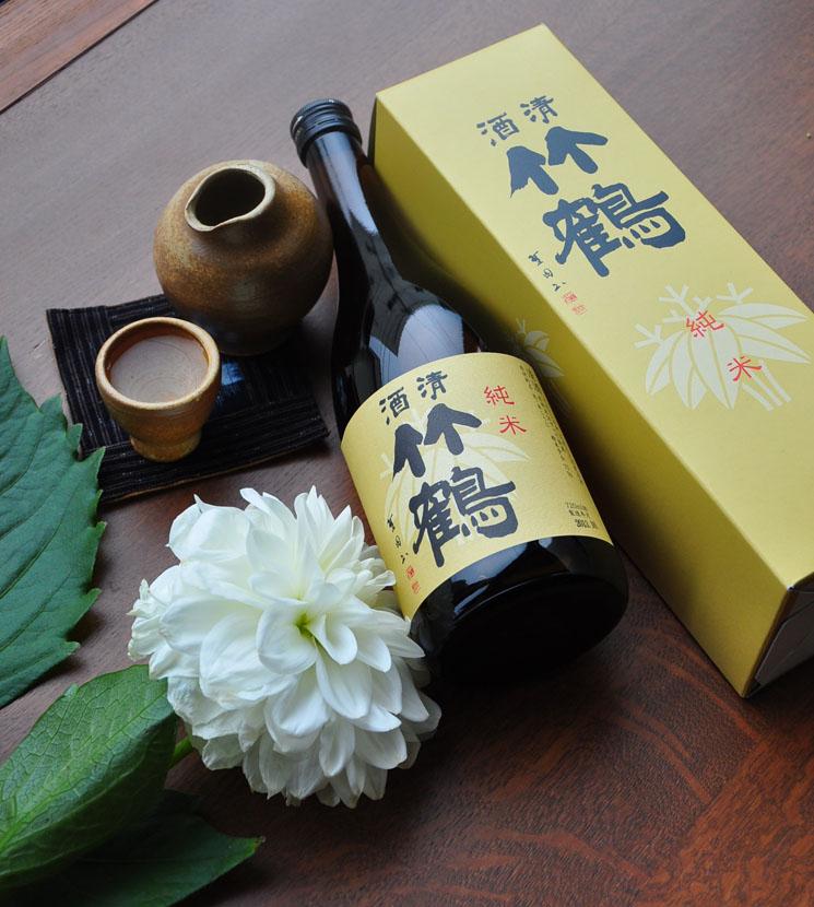 「竹鶴酒造」の旨い日本酒!燗で?冷で?どっちも飲んじゃおう!!のサムネイル画像