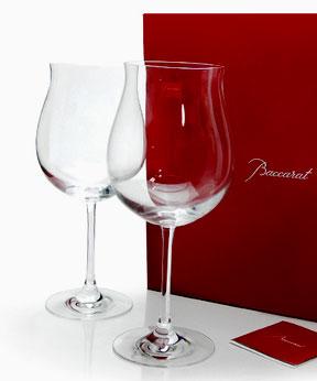 クリスタルブランドで有名なバカラのワイングラスの種類教えます☆のサムネイル画像