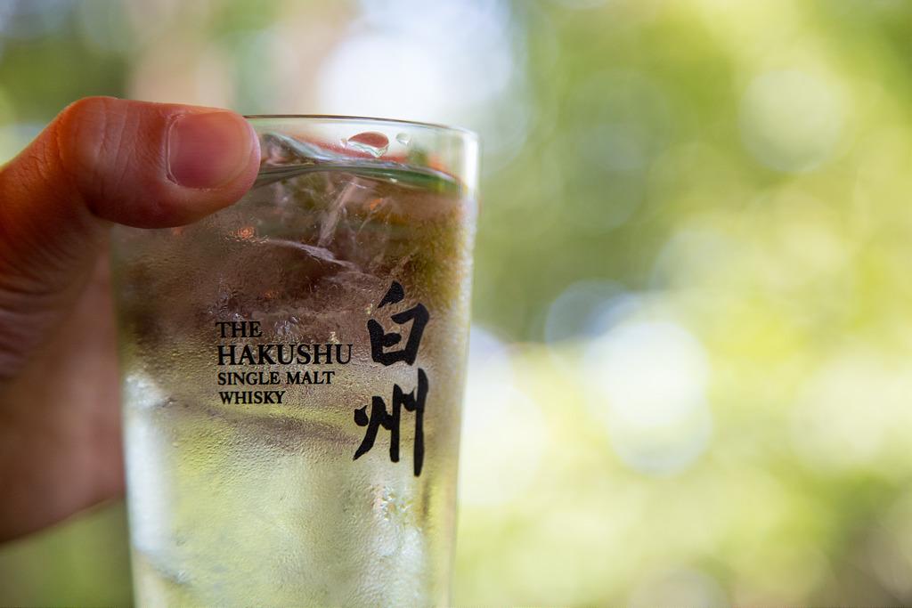 爽やかな味と香りのシングルモルトウイスキー白州の魅力を紹介しますのサムネイル画像