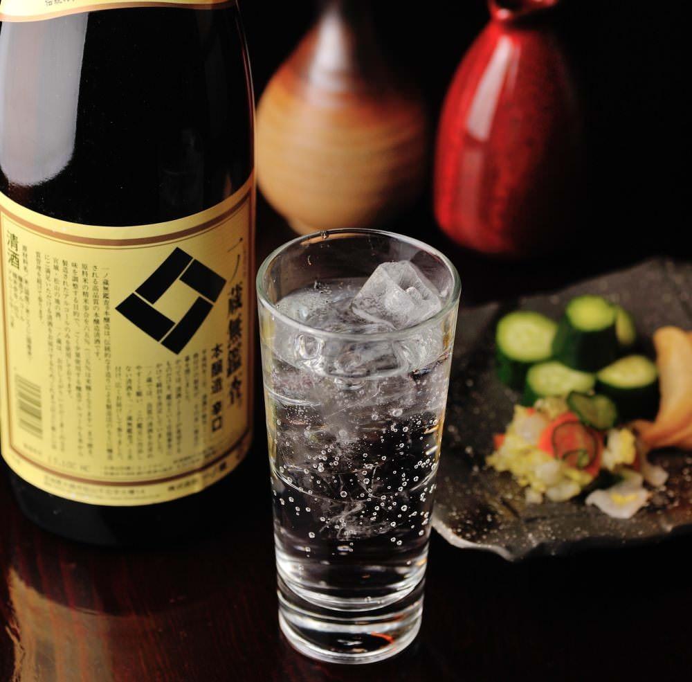 日本酒が苦手?ならば、カクテルで美味しく飲みやすく楽しもう♪のサムネイル画像