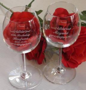 素敵すぎる!プレゼントにもおすすめのバカラのワイングラス♪のサムネイル画像