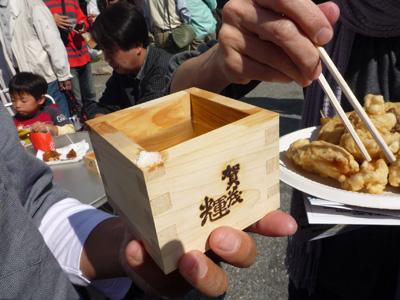 広島は西条が日本酒のメッカ。瀬戸内の小料理といっしょに堪能せよのサムネイル画像