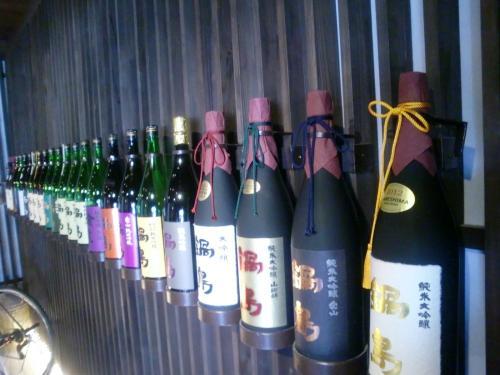 フルーティーで華やかな口当たりの日本酒鍋島は受賞歴も華々しいぞのサムネイル画像