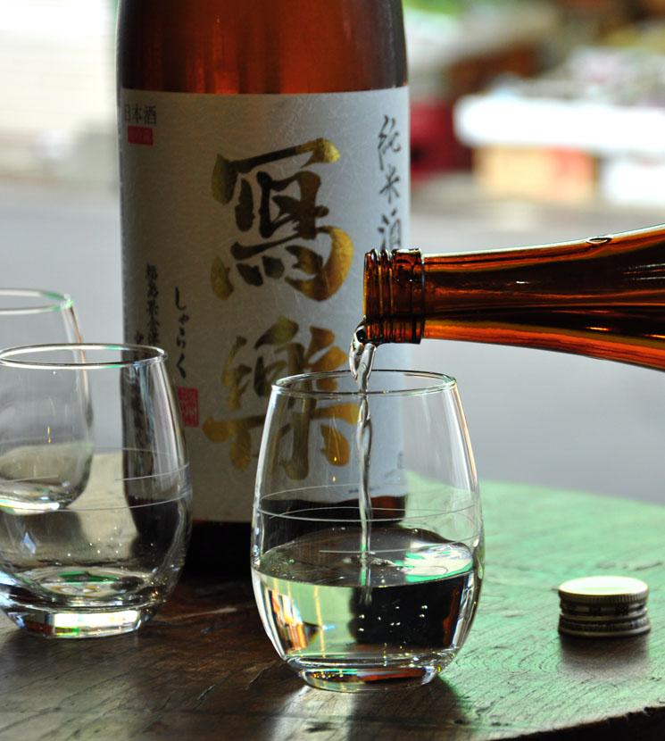 次の世代が担う新しい日本酒、写楽を見かけたらぜひ飲んでみて!のサムネイル画像