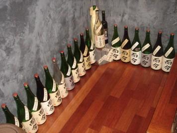 日本酒のニューフェイス、果実のようで甘くない、而今を楽しもう!のサムネイル画像