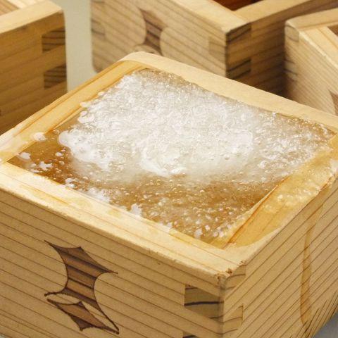 剣菱はその名の通り、剣のように力強いけど甘めの灘の日本酒ですのサムネイル画像