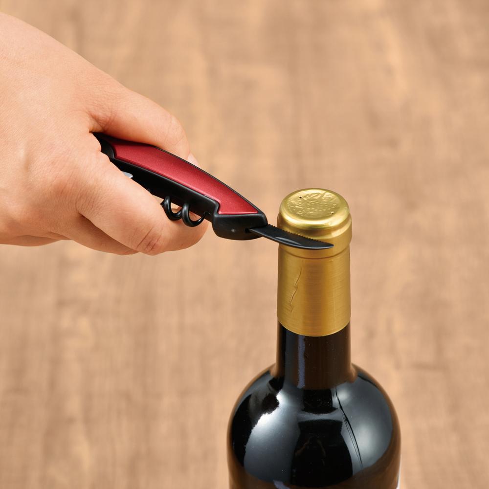 ワインを愉しむための相棒♪オススメのコルク抜きで「キュポン♪」のサムネイル画像