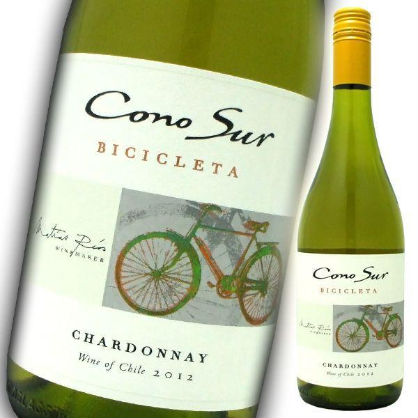 自転車のラベルが可愛いワイン♪今日はコノスルを飲みませんか?のサムネイル画像