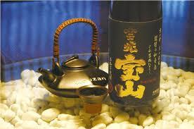 宝山はさつまいもにこだわってるので芋焼酎が初めての人に最適!のサムネイル画像