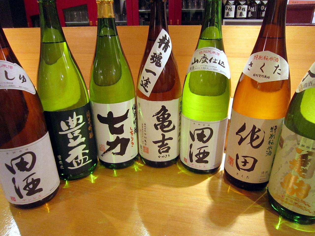 日本酒が初めての人も必見!!青森の日本酒について語ろう♪のサムネイル画像