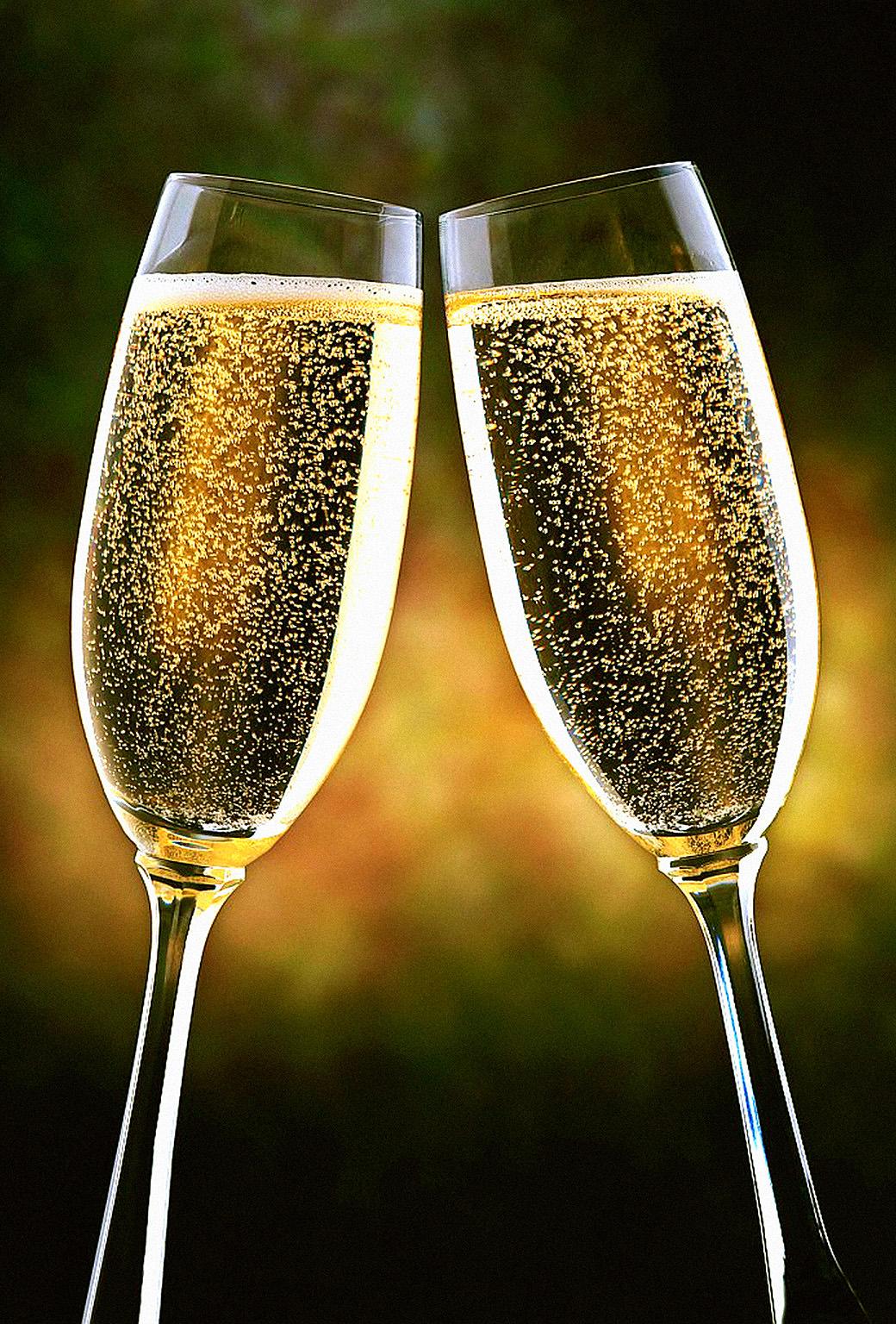 「カンパ~イ」といった時ノンアルコール シャンパンなら安心ね!のサムネイル画像
