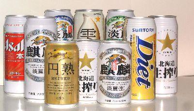 ビールとは違う!?大人気の発泡酒売れ筋ランキングベスト10!のサムネイル画像