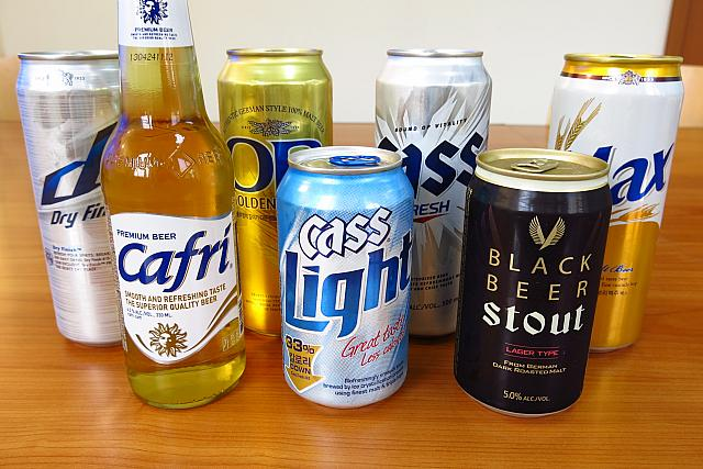 韓国ブームはK-POPだけじゃない!韓国のビールもおいしいんです!のサムネイル画像
