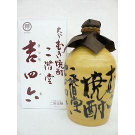 美味しい大分麦焼酎の代表選手といえば、この吉四六(きっちょむ)のサムネイル画像