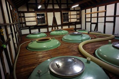 新政の日本酒は未来を見つめるかのような純米酒の進化形です。のサムネイル画像
