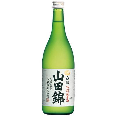 日本酒造米の最高峰である兵庫県産「山田錦」を100%使用の特別純米酒。のサムネイル画像