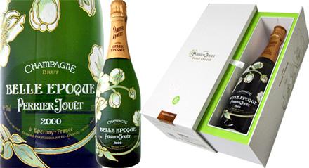 フランスから芸術とエレガントな時間をベルエポックのシャンパンで!のサムネイル画像