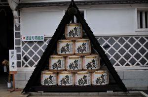 日本三大酒処で酒の都「西条」を持つ、広島のいろいろな地酒|